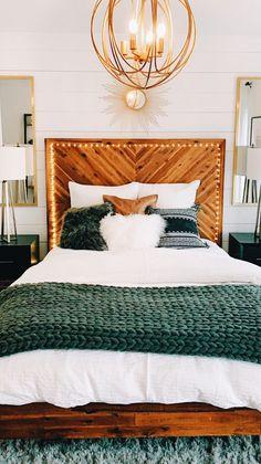 Master Bedroom Revea masterbedroomideas masterbedroomdecor masterbedroomdesign ~ Home Design Ideas is part of Room decor - Home Design, Interior Design, Design Ideas, Interior Decorating, Decorating Ideas, Bedroom Green, Home Bedroom, Modern Bedroom, Contemporary Bedroom