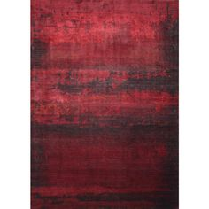 FRESCO RED BLACK 8.11X12.4 - Rugs - HD Buttercup Online – No Ordinary Furniture Store – Los Angeles & San Francisco