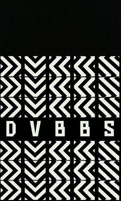 DVBBS logo walllaper
