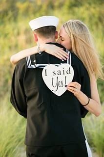 Shabby Chic I said Yes Save the Date Heart Signs Photography Props Enagement Pictures Rustic Wood Wedding Dog Ring Bearer Flower Girl on Etsy, $18.99