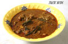 Beef Curry Thattukada Style