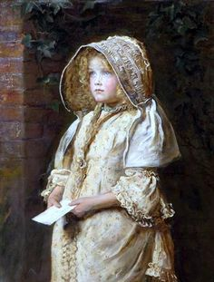 English Painter:  John Everett Millais (1829 – 1896)