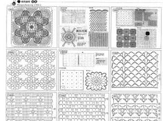 Libro Motivos 2180 - Google Drive Google Drive, Crochet Patterns, Diagram, Bullet Journal, Quilts, Blanket, Diy, Farmhouse Rugs, Crochet Dress Patterns