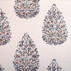 Pattern #21040 - 193 | John Robshaw Collection | Duralee Fabric by Duralee Page Five