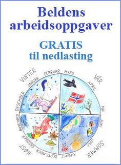 Free Norwegian Workbook from Glenn Belden | Less Commonly Taught