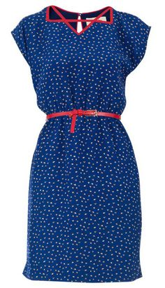 Milla Dress Blue - if i had some $$ right now
