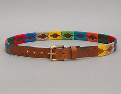 Estribos Polo Belts