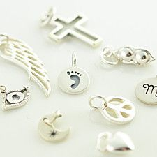 Lucky horn jewelry on OpenSky