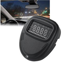[USD33.79] [EUR30.50] [GBP23.65] A1 2.0 inch Car GPS HUD Head Up Display Vehicle-mounted Security System, Support Speed & Real Time & Altitude & Over Speed Alarm & Compass & MPH & Auto Sleeping & KM & Satellite Signal