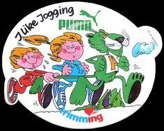 Puma - I Like Jogging