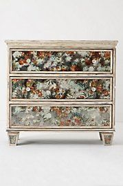 Anthropologie...making my own furnishings feel so unoriginal and exceptionally inferior.