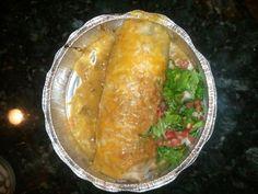 Sweet Pork Burrito via @jenna_appless
