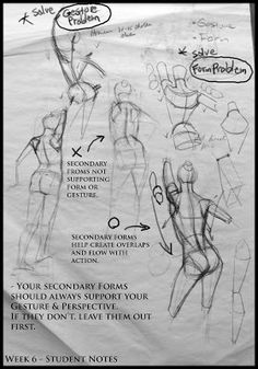 Analytical Figure Drawing SP08 There are a few other great analytical figure drawings at this blog.