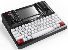 Inteligentna… maszyna do pisania