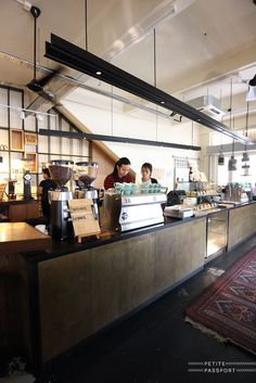 Chye Seng Huat Hardware was transformed into a place where Papa Palheta roast its beans, where you can drink coffee on the ground floor and where they...