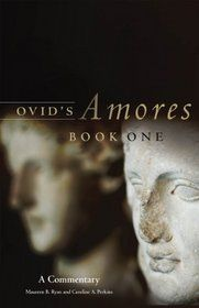 The Amores is a collection of three books of love poetry written by Ovid