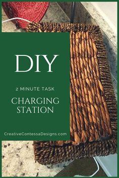 DIY Charging Center