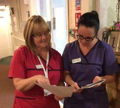 Raising awareness of Parkinson's at Birch Green - Springhill Care Group Lancashire