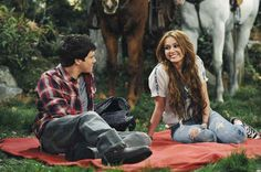Miley and Jesse — Hannah Montana