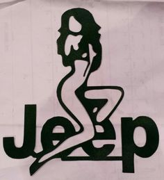 """Jeep sign 14"""""""