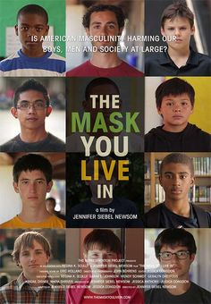 The Mask You Live In: Gender Roles in American Society Gender Stereotypes, Gender Roles, O Film, Maria Shriver, Sebastien Izambard, Documentary Film, Prime Video, Real Man, Live