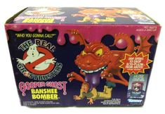 BANSHEE BOMBER action figure - Gooper Ghost / The Real Ghostbusters 1984 @ niftywarehouse.com