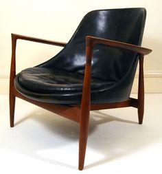 1950s Elisabeth Chair by Ib Kofod Larsen via http://www.klassikmobelkunst.com