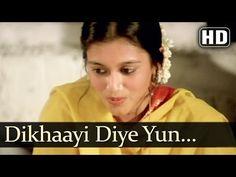 Dikhaayi Diye Yun - Bazaar Movie - Farooq Sheikh - Supriya Pathak - Naseeruddin - Ramantic Ghazal - YouTube