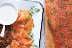 One of the biggest misconceptions about gravlax is that it's difficult to make at home.