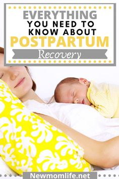 Postpartum body after pregnancy - Everything you need to know about what to expect from your body in the postpartum period. With a clear postpartum timeline so you can be prepared for the postpartum body changes that will take place. There is also a list of postpartum warning signs and some handy tips for your postpartum recovery. #postpartum #postpartumcare #postpregnancy #newmom