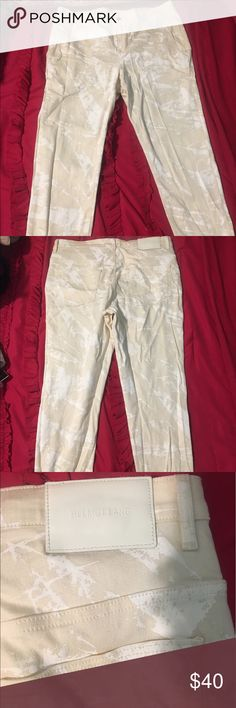 Helmut Lang Cropped Jeans Helmut Lang Jeans Sz 30. Cropped length    Smoke and pet free home Helmut Lang Jeans Ankle & Cropped