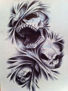 angelic drawings of tattoo designs - Google Search