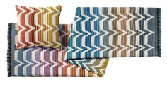 SOCRATE throw @MissoniHome