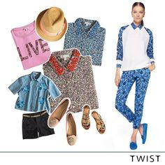 Capcanlı bahar havasını Twist Yaz koleksiyonu ile hissedin!
