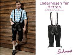 Ab auf die Wiesn mit diesen passenden Lederhosen für Herren. #HerrenLederhosen
