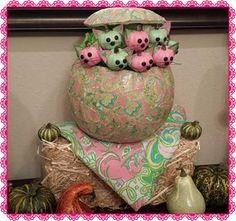 Susan T- Chin Chin  #splashofpinkpumpkincontest #lillypulitzer