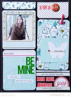 Be Mine... by celine navarro at @Studio_Calico
