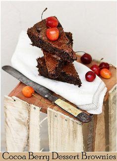 healthy(ish) brownies