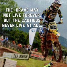 For the sweet love of MOTOCROSS! Our ultimate list of motocross quotes are dirty, funny, serious and always true. Check out our favorite motocross sayings Motocross Quotes, Dirt Bike Quotes, Racing Quotes, Biker Quotes, Motorcycle Quotes, Dirtbike Memes, Motocross Funny, Motocross Gear, Car Quotes