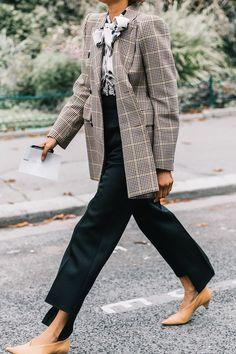 You've already proven you've got the right skills for the job. Show them how you're unique in these chic interview-ready outfits.