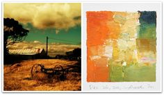 Derivatives of Nature - Art by: Hiroshi Matsumoto