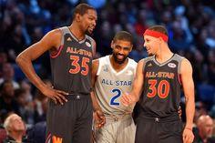 La NBA planea cambios para el próximo All-Star Game