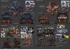 Game Art Bases & Canons , HangKwong Lim