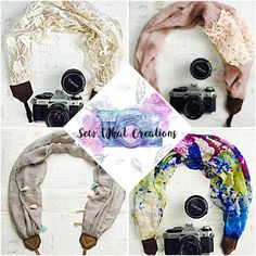 Camera Strap, Photography Accessories  https://www.etsy.com/shop/SewWhatCreations12?ref=hdr_shop_menu