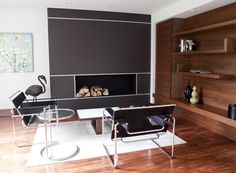 Mod Redux - modern - living room - toronto - Capoferro Design Build Group