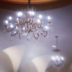 Chandelier at ASO