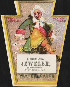 Keystone, fine jewelry, plated ware, watch cases [front] | Flickr - Photo Sharing!
