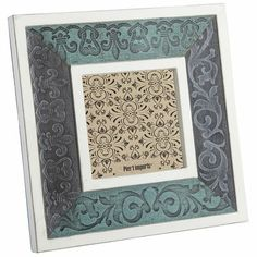 Patchwork Frame from Pier one for mantel