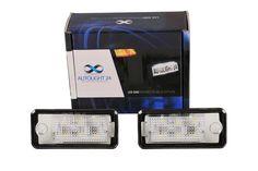 Autolight24 Kennzeichenbeleuchtung