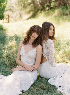Claire Pettibone's California Dreamin' Bridal Collection TEAM Hair and Makeup